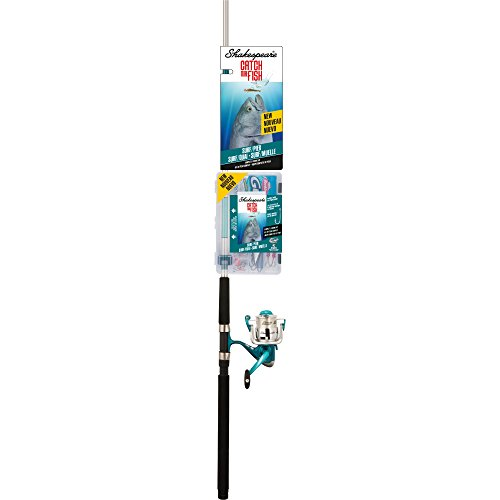 Shakespeare CMF2SURFPIER8FT Catch More Fish Surf Pier 8 Ft Spinning...