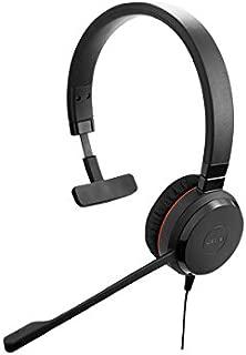 Jabra Evolve 30 II Mono MS - Professional Unified Communicaton Headset