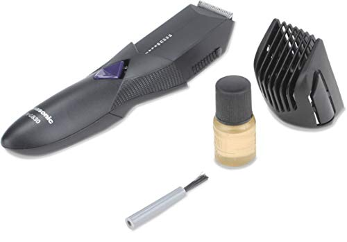 Panasonic ER-GB30-K44B Battery Operated Trimmer with 8 length Settings(Black)