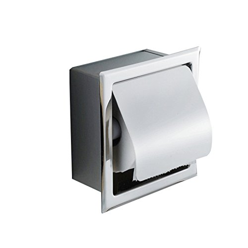 Top 10 best selling list for fully recessed porcelain toilet paper holder