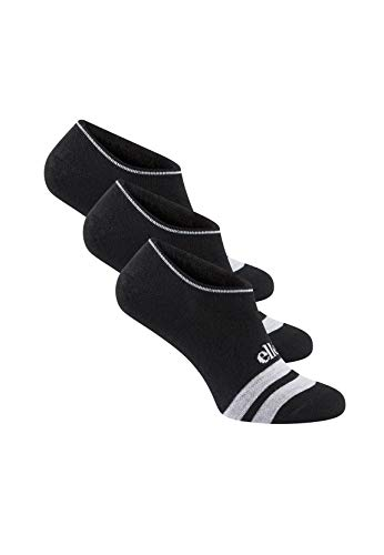 ellesse Socken POMMY 3PK SHAA0664 Schwarz Black, Size:41-46
