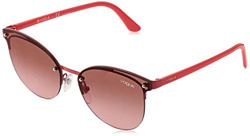 Vogue Eyewear 0VO4089S Occhiali da Sole, Multicolore (Fuxia), 60 Donna
