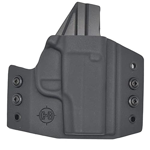 C&G Holsters OWB Tactical Sig P320 TLR1 RH S,...