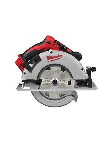 Milwaukee 4933464588 - Sierra circular 18 V | M18 BLCS66-0 (máquina sola) -4933464588-Milwaukee