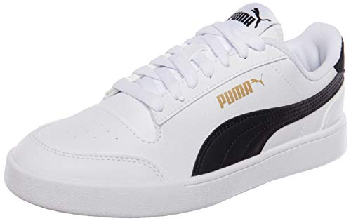 Puma Shuffle Jr, Zapatillas Deportivas, White, 37 EU