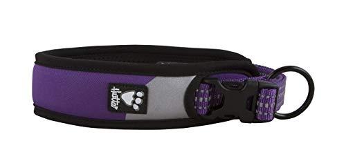 Hurtta Dazzle Halsband violett, 55-65 cm