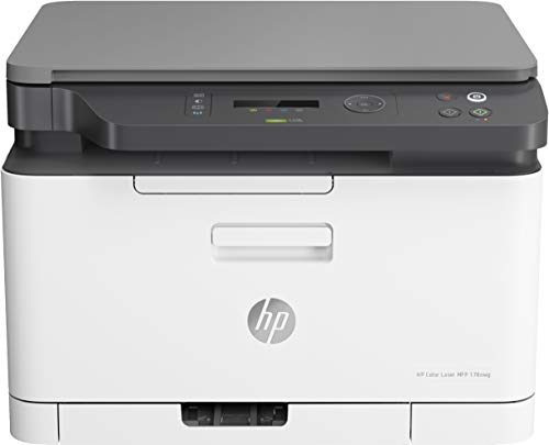 Best Prices! HP 178nw Wireless Laser Color Multifunction Mobile Ethernet Wi-Fi Printer 4ZB96A