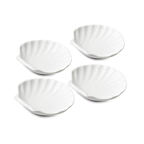 WM Bartleet & Sons 1750 TSET113 - Juego de 4 platos de porcelana tradi