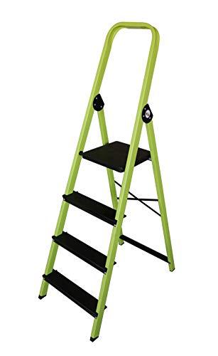 Escalera Color Pistacho - ALTIPESA (4 Peldaños)