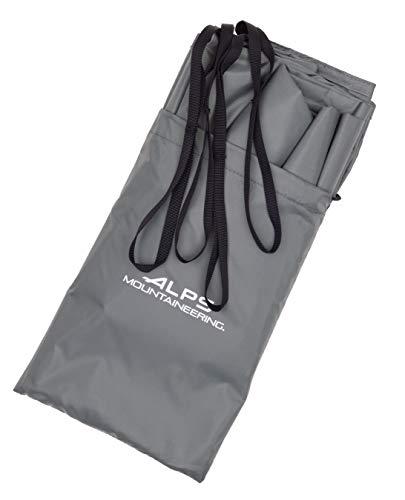ALPS Mountaineering Extreme - Protector de Suelo para Tienda de campaña para 2 Personas, Color Gris
