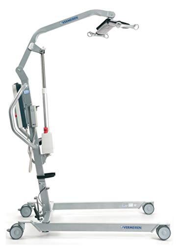 FabaCare Patientenlifter Eagle 625, Hebelift für Patienten und Personen bis 175 kg, Personenlifter mit Liftertuch Größe M