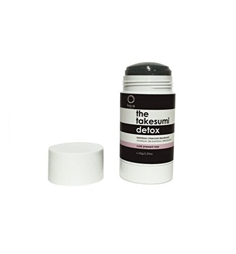 Kaia Naturals The Takesumi Detox Deodorant, Cold Pressed Rose, 2.29 Ounce
