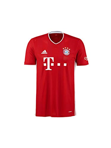 FC Bayern München Kinder Home-Trikot Saison 2020/21, Gr. 176, ohne Flock