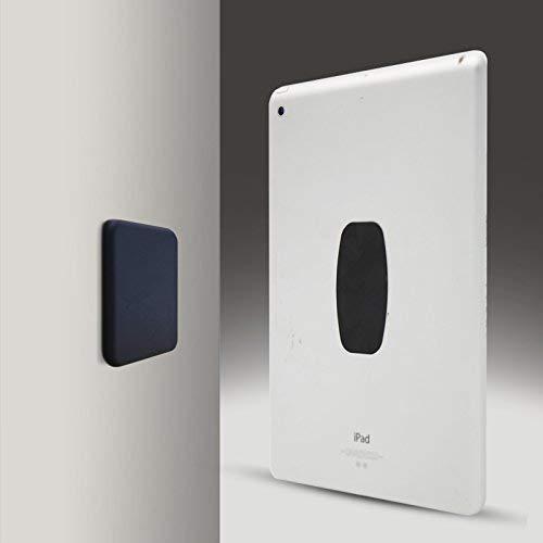 MEINUOKE Magnetic Tablet Wall Mount for Public Displays, Fits for iPad, iPad Mini, iPad 2, 3, 4, iPad Air, iPad Air 2, Car Magnet Mount for iPhone 8 7+ 6S and ALL Cell Phones