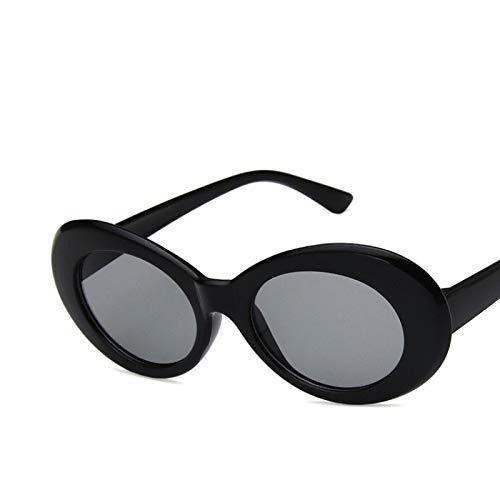 Sunglasses Gafas de Sol de Moda Gafas De Sol De Moda Ovaladas Mujeres Hombres Retro Mujer Hombre Gafas De Sol Gafas De M