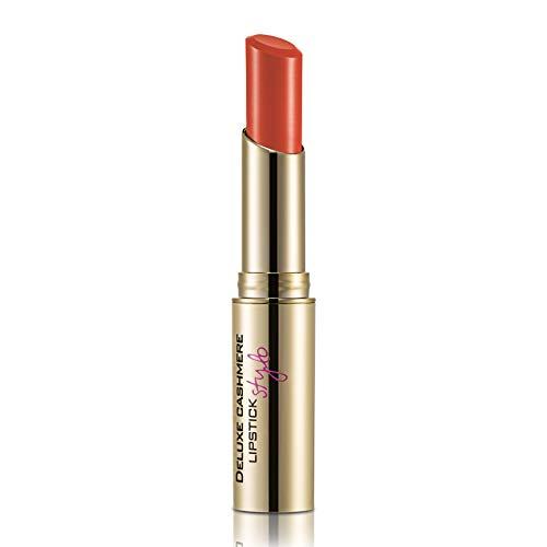 flormar Deluxe Cashmere Stylo Lippenstift für Damen Nr. Dc25 Perfect Crimson (Dc22 Red in Flames)