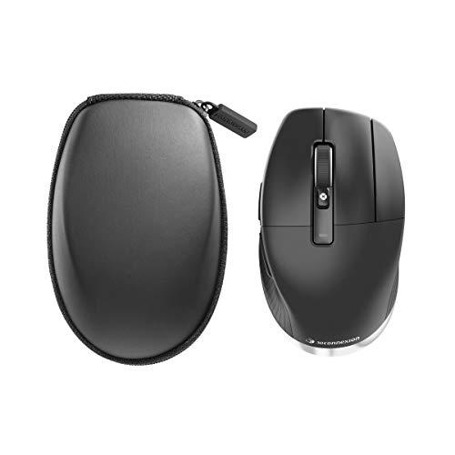 3Dconnexion CadMouse Pro Wireless (mouse ergonomico, senza fili, per destrimani)