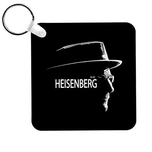 Cloud City 7 Heisenberg Walter White Breaking Bad Keyring