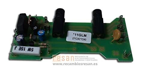 LEBLANC - Circuito elettronico caldaia ELM LEBLANC -GVM 5