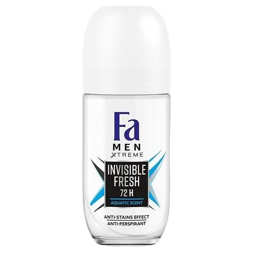 FA_Men Xtreme Sports Invisible Fresh Antiperspirant antyperspirant w sprayu dla mê¿czyzn 50ml