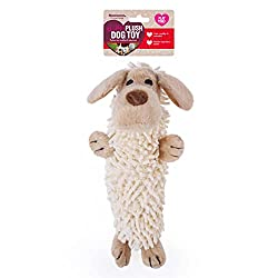 Cute and cuddly plush toy, made from soft yet durable noodle effect fabric. Perfect for indoor snuggles! Added squeaker to help entice active play Tried, tested and adored by our Rosewood Canine Colleagues! The perfect comfort toy! 21cm