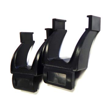 Wave-point Mounting Legs for All LED Light Strip