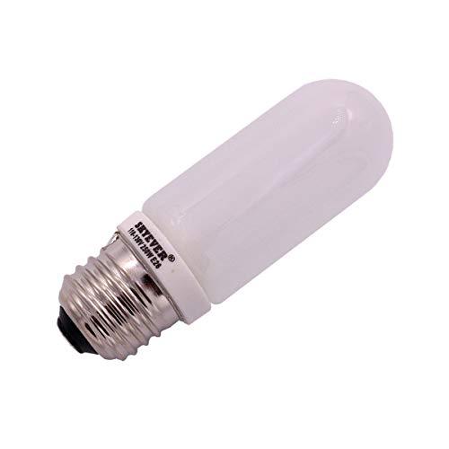 SKYEVER Halogen JDD 250W Lamp Bulb for Photographic Modeling Light, Strobe Light and Flash Light, 110-130V, 3500lm, E26 Lamp Cap