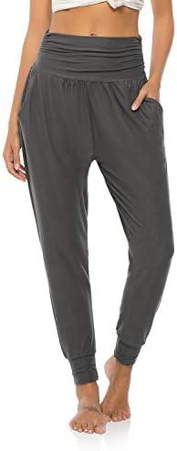 DIBAOLONG Womens Yoga Sweatpants Loose Workout Joggers Pants Comfy Lounge Pants with Pockets product image