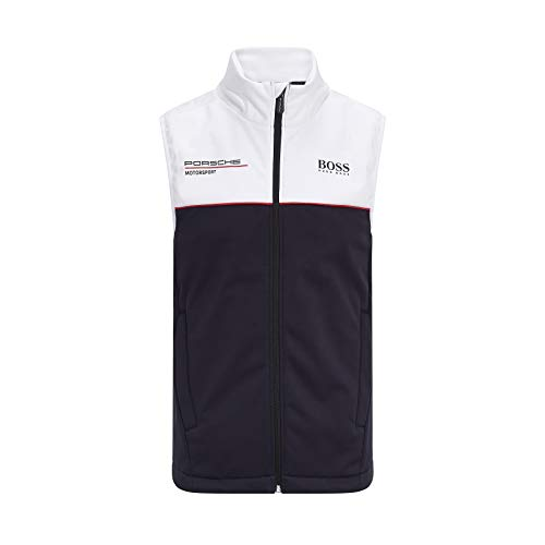 Porsche Motorsport Team Weste w/Motorsport Kit, schwarz, X-Small
