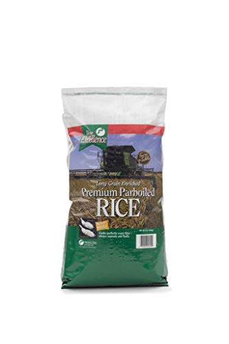 Producers Rice Parexcellence Parboiled Rice Bag, 25 Pound -- 1 each.