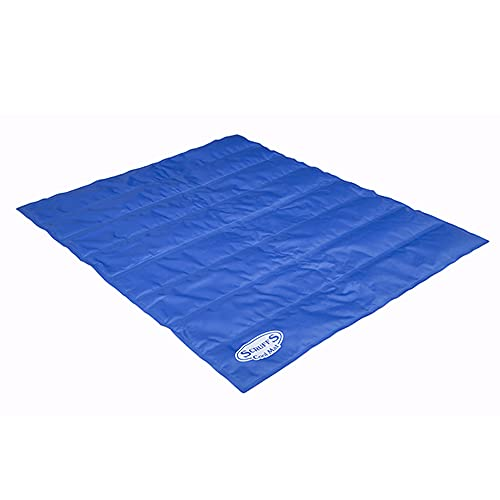 Scruffs Self-Cooling Mat (L) Blue