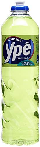 Lava Louças Capim Limão 500Ml, Ypê, Verde