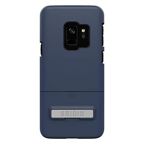 Seidio Surface Case for Samsung Galaxy S9 (Midnight Blue/Black)