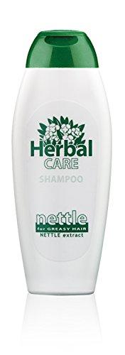 Herbal Care Champú con Extracto de Ortiga 240 ml para Pelo Graso