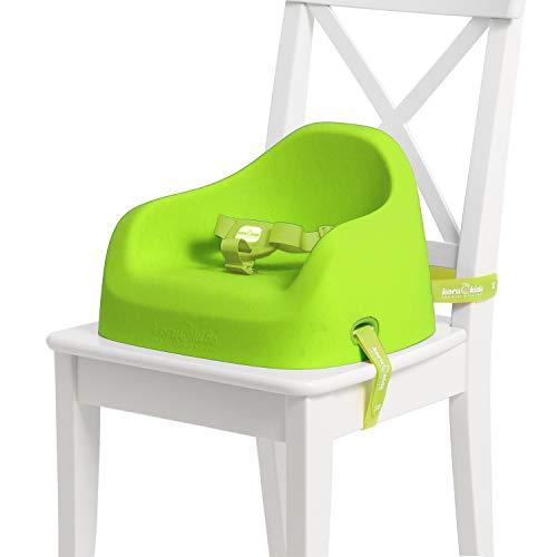 Koru Kids Toddler Booster Réhausseur de Chaise Enfant - Chaise Bébé Réhausseur- De 12 mois à 6 ans - Fabriqué en Allemagne