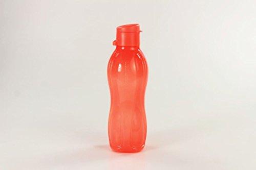 TUPPERWARE To Go Eco 500 ml neon orange Flasche Wasser Saft Trinkflasche Öko 15454
