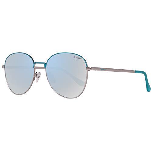 Pepe Jeans PJ5136C254 Gafas de sol, Silver, 54 para Mujer