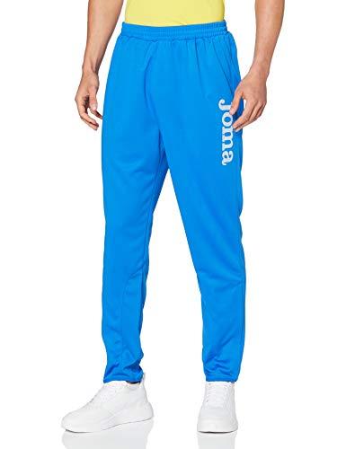 Joma Gladiator Pantalones Largo, Hombres, Azul Royal, M