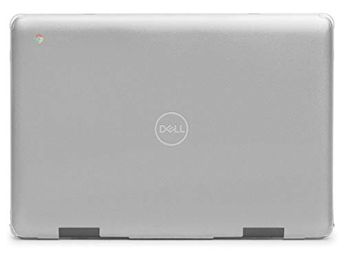 mCover Hard Shell Case for 2020 14-inch Dell Latitude 5400 Chromebook / 5410 Windows Computer (14 Inch Dell 5400 / 5410, Clear)