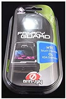 CAPDASE docomo HT-02A/SoftBank X04HT/HTC Touch Diamond P3700用プライバシーガード