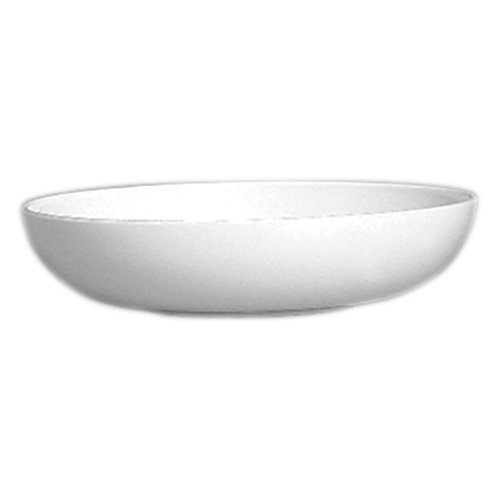 Syndicate Sales 9' Designer Dish, White