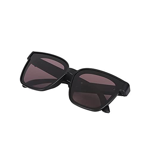 Gafas inteligentes,gafas de sol de audio inalámbricas con Bluetooth, música de oído abierto y llamadas con manos libres Unisex,estéreo envolvente,para teléfonos inteligentes/tabletas(Lente cuadrada)