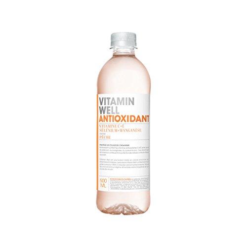Vitamin Well Anti-oxidant 50cl (pack de 12)