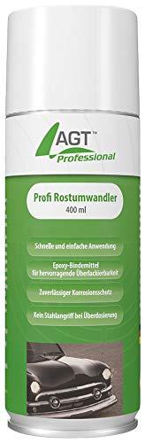 AGT Professional Kfz-Rost-Entferner: Profi-Rostumwandler 400 ml (Rostumwandler-Spray)