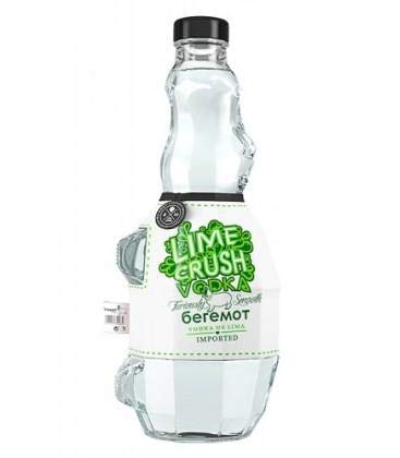 Beremot Vodka Lime Crush - 700 ml