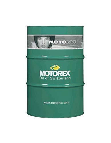 Motorex Huile boîte de Vitesse Moto Gear Oil 2t 10w30 Semi-synthétique 60l