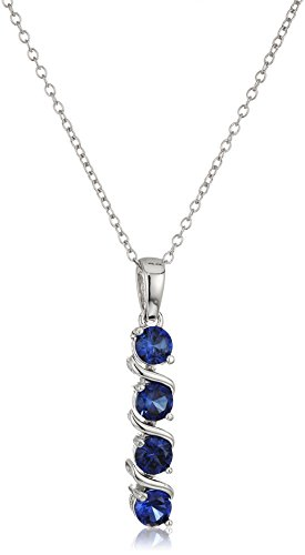 Best sapphire necklace for 2020
