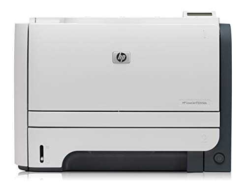 HP Factory Renewed Laserjet P2055dn Workgroup Laser Printer Network - CE459A (Renewed)