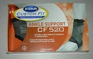 Dr. Scholl's Custom Fit Orthotic Inserts, CF520, 1 pr