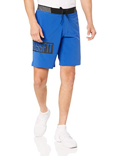 Reebok RC Epic Base Short Pantaloncini da Uomo, Uomo, Pantalone Corto, DU5062, Crucob, XL